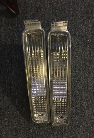 Clear turn signals 98 Toyota Camry {contact info removed} for Sale in Trenton, NJ