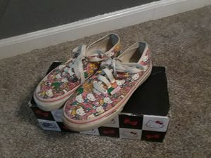 Hello Kitty Vans for Sale in Grand Terrace, CA