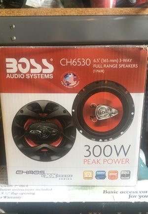 Boss Audio System Ch6530 New for Sale in Raleigh, NC