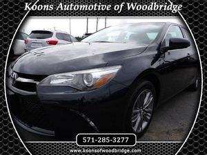 2017 Toyota Camry for Sale in Woodbridge, VA