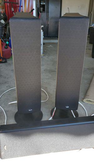 Marantz Audio receiver... Klipsch Speakers and subwoofer for Sale in Phoenix, AZ