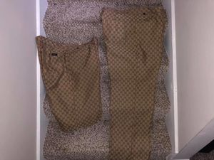 Gucci size 42 pants and Shirts Authentic for Sale in Tuscaloosa, AL