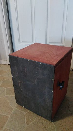Handmade Cajon drum for Sale in Reedley, CA