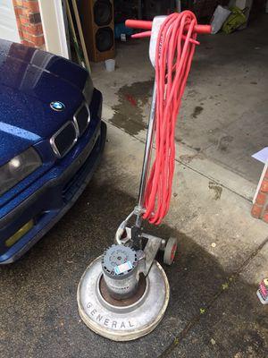 General industrial commercial floor buffer burnisher scrubber for Sale in Sumner, WA