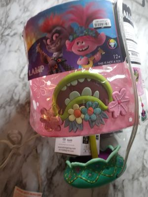 KIDS TROLL LAMP BRAND NEW for Sale in Thomasville, NC