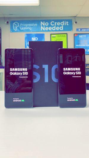 Samsung Galaxy S10 512gb / 128gb Factory Unlocked, Like New! December SALE (11:30AM-6PM) for Sale in Arlington, TX