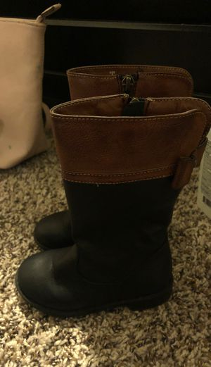 Toddler girl boots for Sale in Burleson, TX