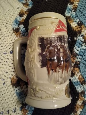 2014 Budweiser holiday stein for Sale in Clemmons, NC