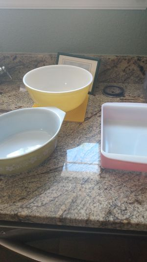 Pyrex Dishes for Sale in Denver, CO