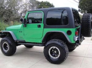 Asking $1200 Jeep Wrangler 2OO4 for Sale in Stillwater, OK
