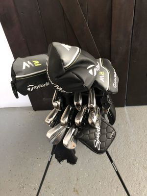Golf clubs Taylor made M2 for Sale in Livermore, CA