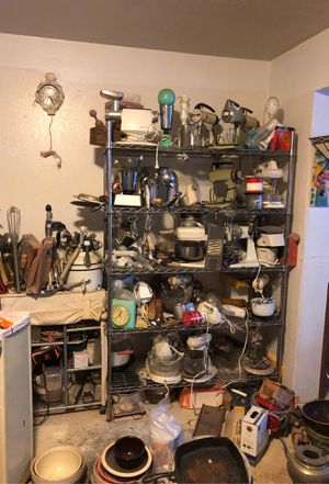 Metal shelving for Sale in Irving, TX