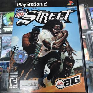 NFL Street Ps2 $35 Gamehogs 11am-7pm for Sale in Commerce, CA