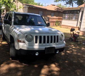 2012 Jeep Patriot for Sale in Dallas, TX