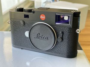 Leica M 10 24.0MP Digital Camera - Black (Body Only) for Sale in Pensacola, FL