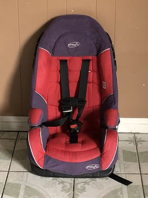 EVENFLO CAR SEAT 2 in 1 for Sale in Jurupa Valley, CA