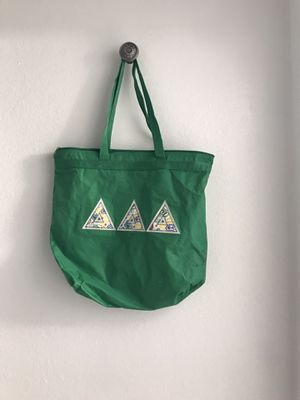 Tri delta tote bag for Sale in McLean, VA
