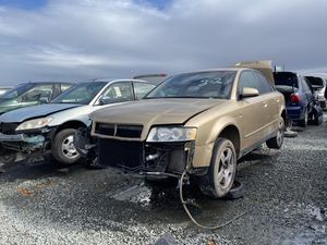 2002 Audi A4 Part Out for Sale in Stockton, CA