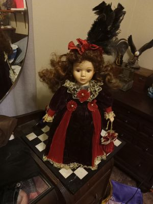 Glass doll for Sale in Goose Creek, SC
