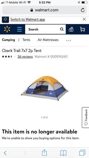 Ozark Tent for Sale in Saint Paul, MN