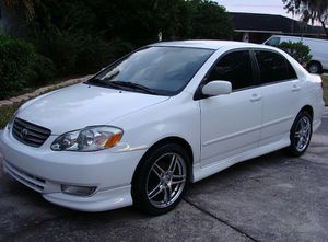 😍FOR SALE😍 Immaculate!😍 2003 Toyota Corolla S FWD!😍 for Sale in Grand Rapids, MI