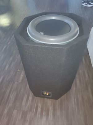Groundshaker tube ported box 10 inch for Sale in Phoenix, AZ