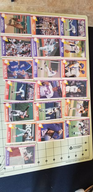 Variety of baseball cards for Sale in Austin, TX