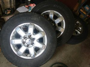 "3. 18"" ford factory rims for Sale in Kolin, LA"