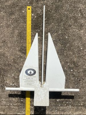 COATED BOAT ANCHOR for Sale in Pearland, TX