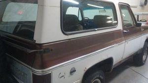 78 chevy k5 blazer for Sale in Denver, CO