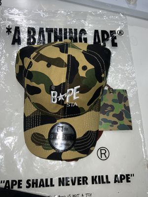 Bape hat for Sale in Los Angeles, CA
