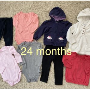 Baby Toddler Girl 24 Months Clothes Outfits for Sale in Sloan, NV