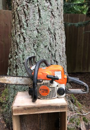 Stihl ms170 chainsaw for Sale in Kent, WA
