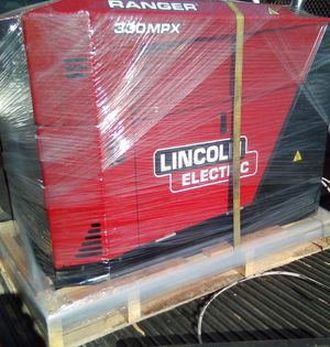 New Lincoln 330 mpx welder for Sale in Edwardsville, IL