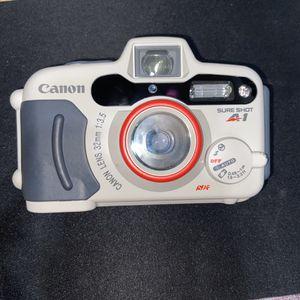 Canon A1 Sure Shot (Weatherproof Film Camera) for Sale in Hayward, CA