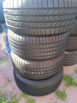 4 tires size 245/45/R18 like new condition. for Sale in Bakersfield, CA