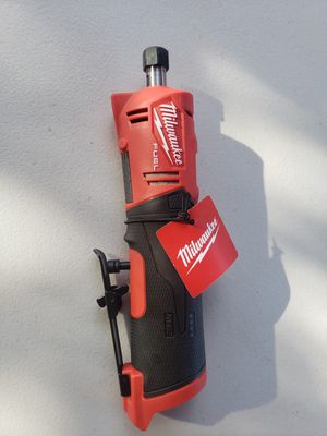 Milwaukee M12 FUEL 12-Volt Lithium-Ion Brushless Cordless 1/4 in. Straight Die Grinder for Sale in Sacramento, CA