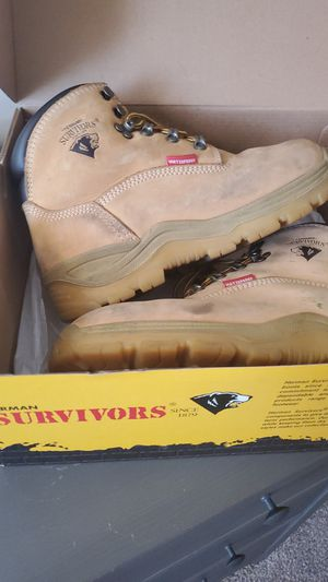 Work boots for Sale in Spring Hill, TN