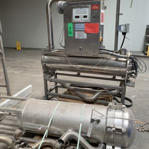 Aquafine Corp. UV Ozone Water treatment Machine for Sale in Adelanto, CA