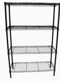 Loews 4 Shelf Adjustable Rack for Sale in Brooklyn,  NY