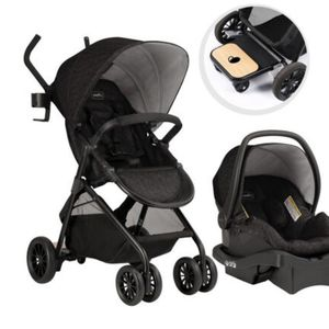 Evenflo Sibby Stroller And Car seat (including 2nd Base) for Sale in Plymouth Meeting, PA