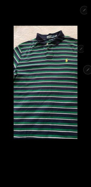 Men Ralph Lauren polo shirt sz Large in great condition for Sale in Downey, CA