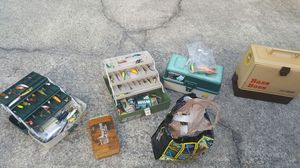 Fishing Tackle for Sale in Raleigh, NC