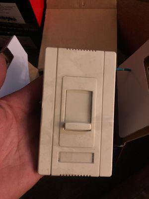 (4) Commercial Slide Dimmers for Sale in Redlands, CA