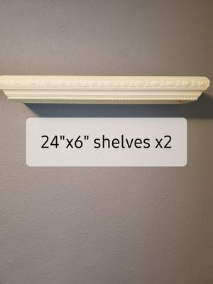 Pair of wall shelves for Sale in Auburn, WA