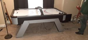 6 1/2 to 7 Foot air hockey table like new for Sale in Nashville, TN