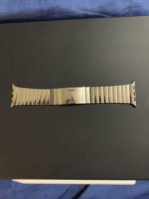 Apple Watch 42 mm - Stainless Steel Link Bracelet for Sale in Seattle, WA