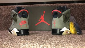 Travis Scott retro 6s for Sale in Auburn, WA