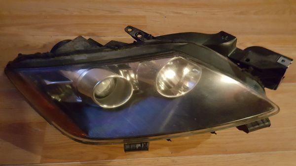 Luz del lado del pasajero para mazda CX7 2007 a la 2010