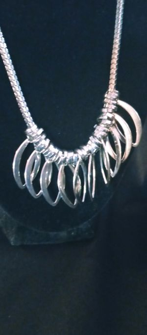 """18"""" Silver Stainless Necklace for Sale in Brentwood, PA"""